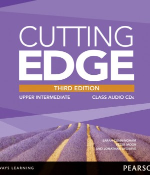 Cutting Edge 3rd Ed:  Upper-Intermediate |  Class CD (2)