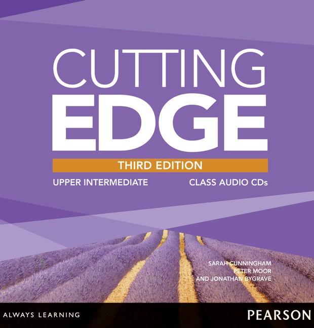 Cutting Edge 3rd Ed:  Upper-Intermediate |  Class CD (2)