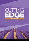 Cutting Edge 3rd Ed: Upper-Intermediate |  Student Book with DVD-ROM and MyLab Access