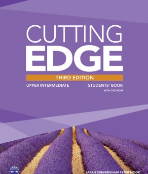 Cutting Edge 3rd Ed:  Upper-Intermediate |  Student Book + DVD-ROM