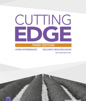 Cutting Edge 3rd Ed: Upper-Intermediate |  Teacher's Resource Book + CD-ROM
