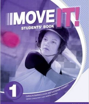 Move It! 1 | Student Book A with Workbook and MP3 audio  Split Edition