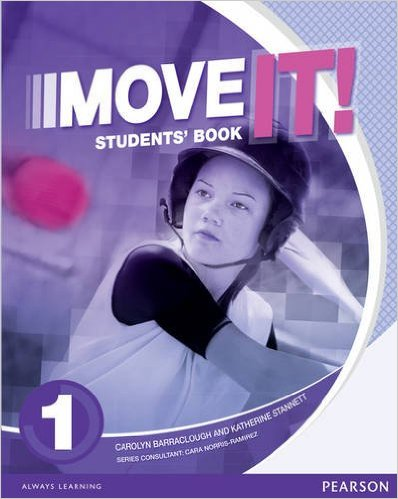 Move It 1 | Student Book with MyLab Access