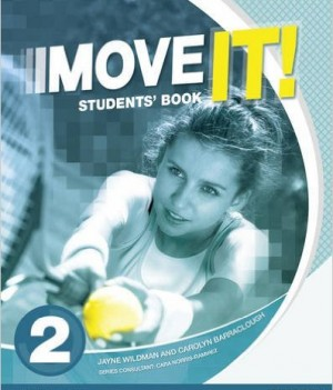Move It! 2 | Student Book B with Workbook and MP3 audio  Split Edition