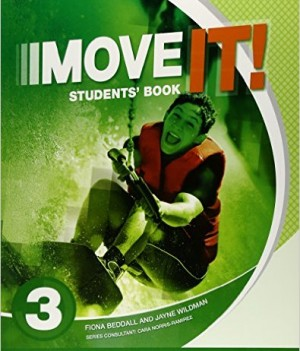 Move It! 3 | Student Book B with Workbook and MP3 audio  Split Edition