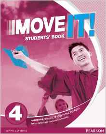 Move It! 4 | Student Book B with Workbook and MP3 audio  Split Edition