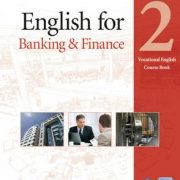 English for Banking and Finance: Level 2 | Coursebook with CD-ROM