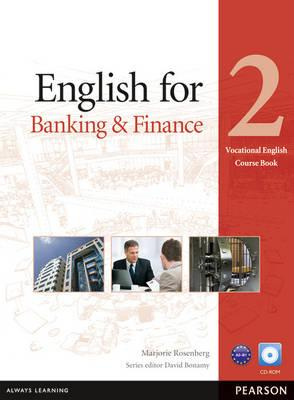 English for Banking and Finance: Level 2 | Coursebook with
