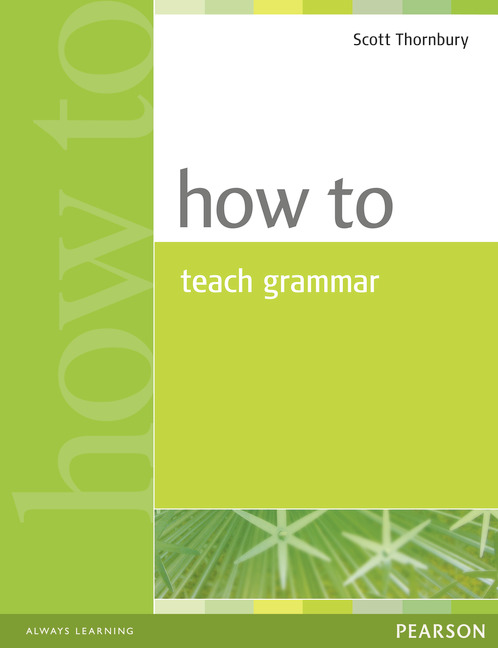 How to Teach Grammar   Book