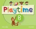 Playtime B | Teacher's Book