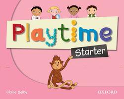 Playtime: Starter | Workbook