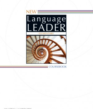 New Language Leader Elementary |  Course Book with CD-ROM and MyLab Access