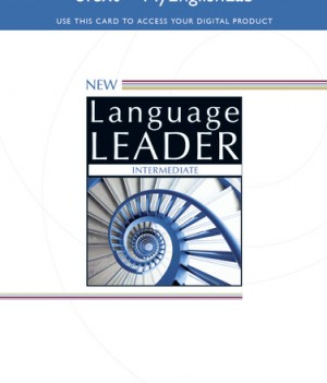 New Language Leader Intermediate |   Student eText with MyLab