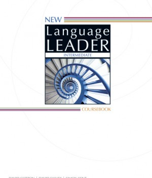 New Language Leader Intermediate |  Course Book with CD-ROM and MyLab Access