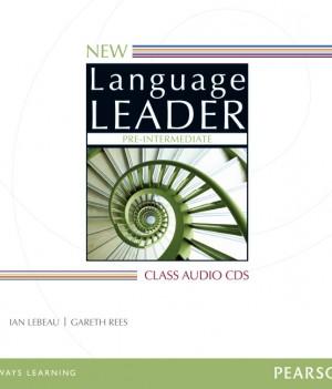 New Language Leader Pre-intermediate |  Class CDs (2)