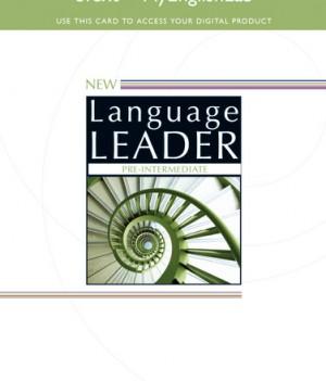 New Language Leader Pre-intermediate | Teacher's eText IWB