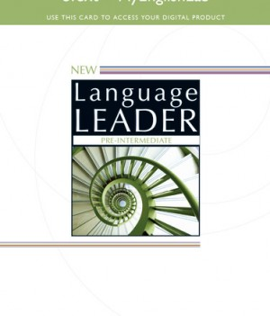 New Language Leader Pre-intermediate |   Student eText with MyLab