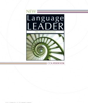 New Language Leader Pre-intermediate |  Course Book with CD-ROM and MyLab Access