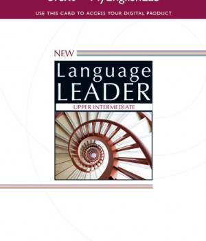 New Language Leader Upper-Intermediate |   Student eText with MyLab