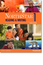 NorthStar (3E) Reading & Writing Level 1  |  eText with MyLab Access