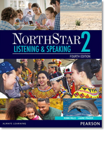 NorthStar (4E) Listening & Speaking Level 2 | Student Book with MyLab Access