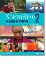 NorthStar (4E) Reading & Writing Level 2 | Student Book with MyLab Access