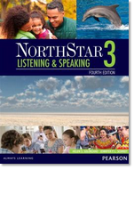 NorthStar (4E) Listening & Speaking Level 3 | Student Book with MyLab Access