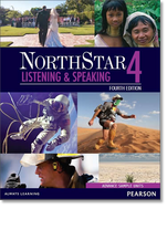 NorthStar (4E) Listening & Speaking Level 4 | Student Book with MyLab Access
