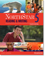 NorthStar (4E) Reading & Writing Level 5 | Student Book with MyLab Access