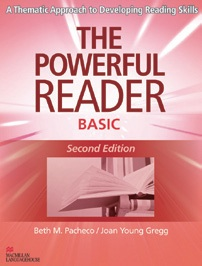 The Powerful Reader Basic Second Edition  | Student Book