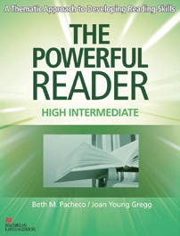 The Powerful Reader High Intermediate  | Student Book   | Student Book