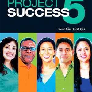 Project Success 5  |  Active Teach CD-ROM