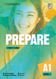 Prepare 2nd Edition