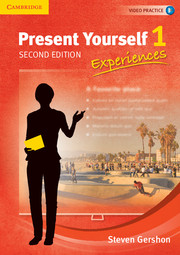 Present Yourself 1: Experiences 2nd Edition | Student's Book