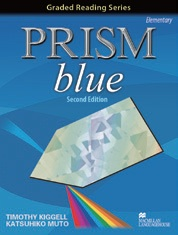 Prism Book 5: blue Second Edition  | Student Book