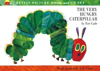 The Very Hungry Caterpillar   Picture Book