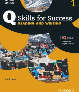 Q Skills for Success Level 1 Reading and Writing 2nd Edition | Student Book with iQ Online