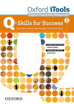 Q: Skills for Success - Listening and Speaking: Level 1 | iTools