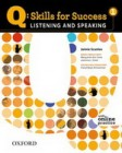 Q: Skills for Success - Listening and Speaking: Level 1 | Student Book with Online Practice