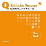 Q: Skills for Success - Reading and Writing: Level 1 | Class Audio CD (2)