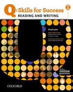 Q: Skills for Success - Reading and Writing: Level 1 | Student Book with Online Practice