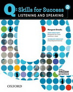 Q: Skills for Success - Listening and Speaking: Level 2 | Class Audio CD (3)
