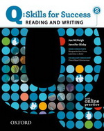 Q: Skills for Success - Reading and Writing: Level 2 | Student Book with Online Practice