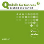 Q: Skills for Success - Reading and Writing: Level 3 | Class Audio CD (3)