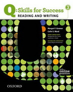 Q: Skills for Success - Reading and Writing: Level 3 | Student Book with Online Practice