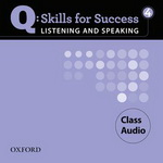 Q: Skills for Success - Listening and Speaking: Level 4 | Class Audio CD