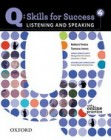 Q: Skills for Success - Listening and Speaking: Level 4 | Student Book with Online Practice
