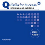 Q: Skills for Success - Reading and Writing: Level 4 | Class Audio CD