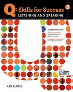 Q: Skills for Success - Listening and Speaking: Level 5 | Student Book with Online Practice