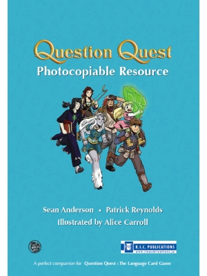 Question Quest: Photocopiable Resource